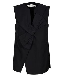 Victoria Beckham | Bow Detailed Top