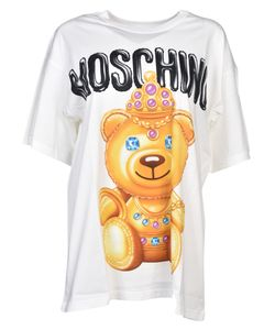Moschino | Bear Print T-Shirt