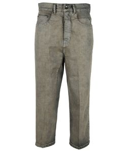 Rick Owens | Cropped Jeans