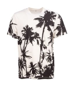 Golden Goose | Palm Tree Print T-Shirt