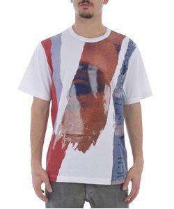 Juun.J | Multi-Print T-Shirt