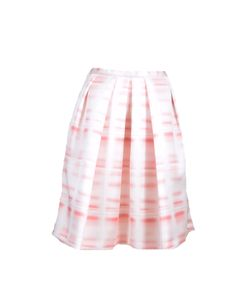 Eggs | Washed-Out Design Skirt