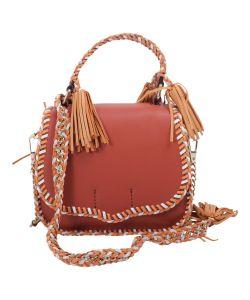Rebecca Minkoff   Chase Medium Leather Bag