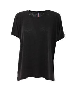 Sun 68 | Linen T-Shirt