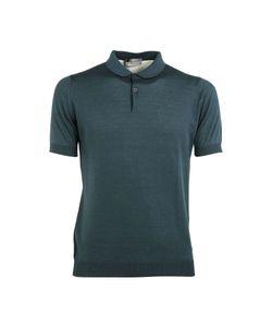 John Smedley | Round Collar Polo Shirt