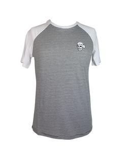 Zoe Karssen | Skull Striped T-Shirt
