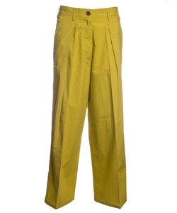 Forte Forte | Pleated Cropped Trousers