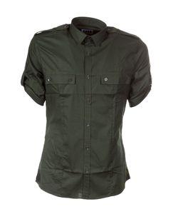 Les Hommes | Short Sleeve Shirt