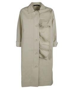 Sofie D'hoore   Ruffled Coat