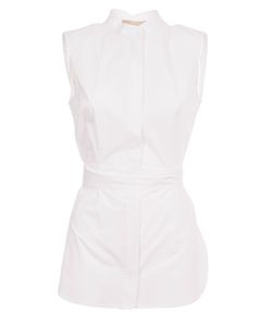 Erika Cavallini   Sleeveless Shirt