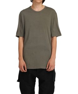 LOST & FOUND | Olive T-Shirt In Cotton