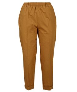 Forte Forte | Loose-Fit Cropped Trousers