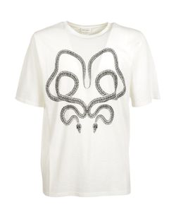Saint Laurent | Snake Print T-Shirt