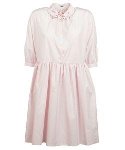 Vivetta | Embroidered Collar Dress