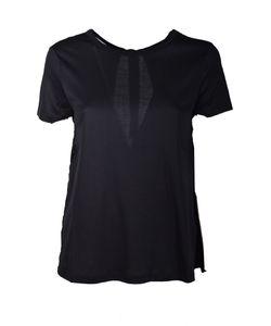 Helmut Lang | Open Back T-Shirt