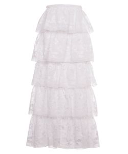 Giamba | Elasticated Waistband Skirt