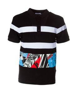 Les Hommes | Printed Polo Shirt