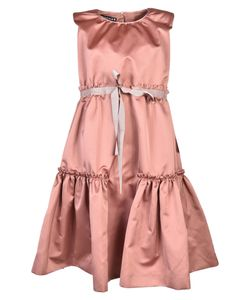 Rochas | Tiered Gathered Dress