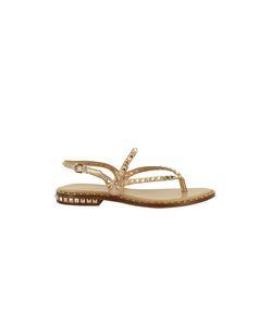 Ash | Studded Flat Sandals
