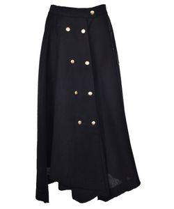 Loewe   Button Skirt