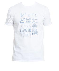 Edwin | Cotton T-Shirt