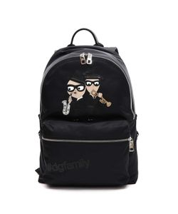 Dolce & Gabbana | Backpack With Designers Patch