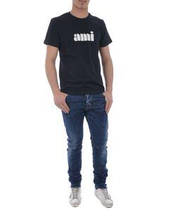 AMI Alexandre Mattiussi | Logo Detail T-Shirt