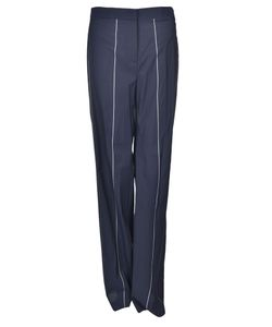 Tonello | Pinstriped Trousers