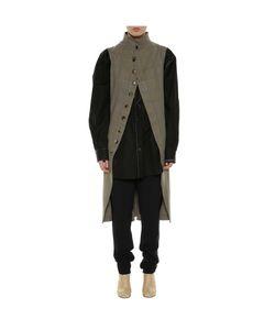 Maison Margiela | Wool Gauze Waistcoat