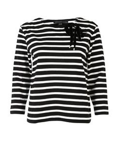 Marc by Marc Jacobs | Lace-Up Detail T-Shirt