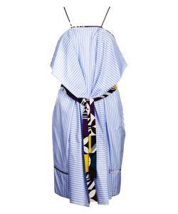 MSGM | Vestito In Cotone