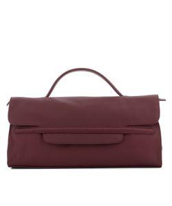 Zanellato | Bordeaux Leather Handle Bag