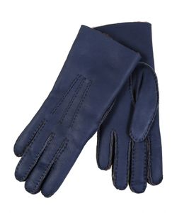 Restelli | Lamb Leather Nappa Finishinghand-Stitched Gloves