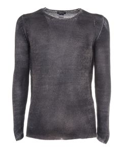 Avant Toi | Painted Neck Sweater