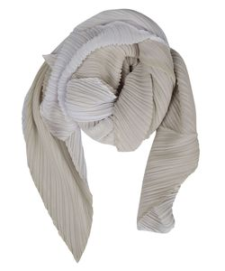 Pleats Please By Issey Miyake | Pleated Scarf