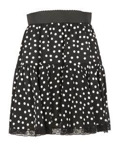Dolce & Gabbana | Polka Dots Mini Skirt