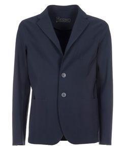 Herno | Single Patch Pocket Blazer