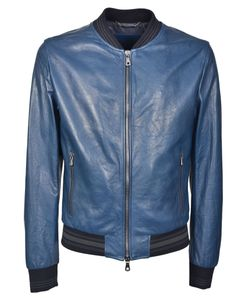 Dolce & Gabbana | Leather Bomber