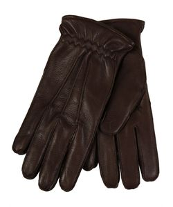 Restelli | Deer Gloves With Sellaio Seams
