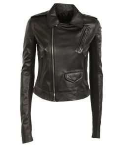 Rick Owens | Classic Biker Jacket