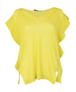 Dorothee Schumacher | Ruffle Sleeve Top