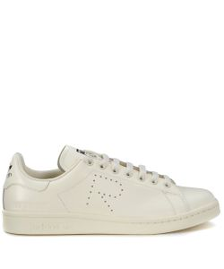 Raf Simons | Adidas Sneaker For Stan Smith In Ivory Leather