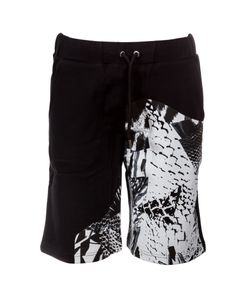 Les Hommes | Printed Shorts