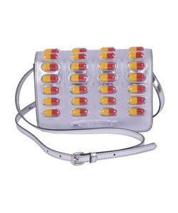 Moschino   Pill Blister Pack Shoulder Bag