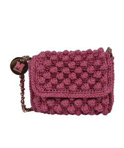 Missoni | Knitted Glitter Shoulder Bag