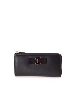 Salvatore Ferragamo | Vara Continental Saffiano Leather Wallet