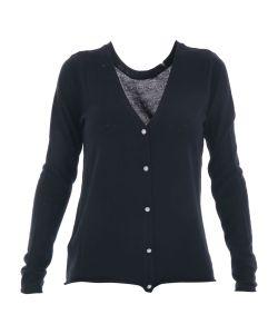 Sun 68 | Perforated Merino Wool Sweater