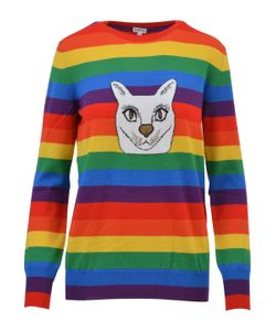 Loewe   Knit Pullover Cat