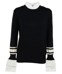 Victoria Beckham | Turtleneck Sweatshirt