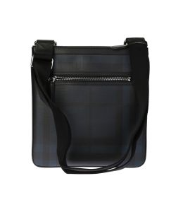 Burberry | And Navy Check Crossbody Bag